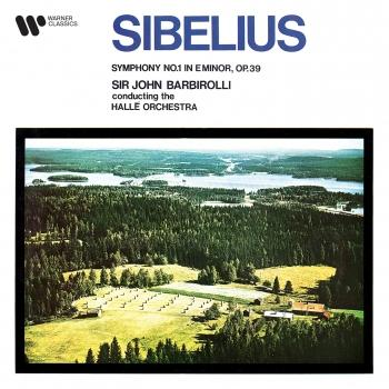 Cover Sibelius: Symphony No. 1, Op. 39 (Remastered)