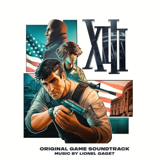 Cover XIII (Original Game Soundtrack)