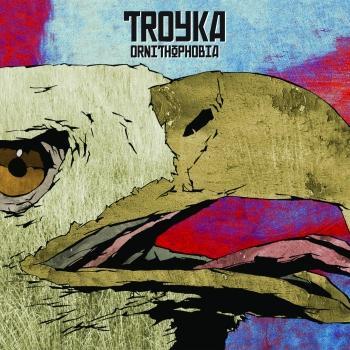 Cover Ornithophobia