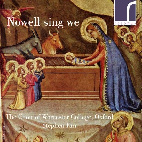 Cover Nowell sings we