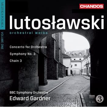 Cover Witold Lutoslawski: Orchestral Works