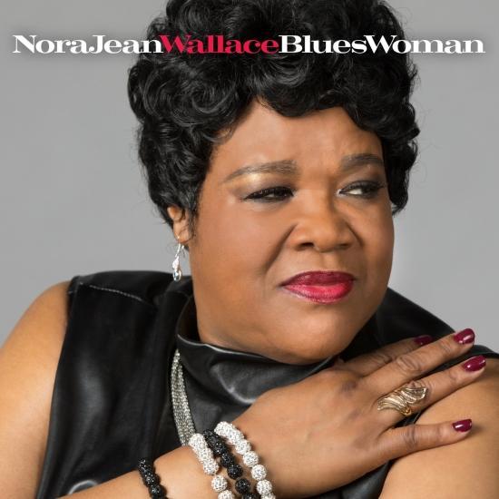 Cover BluesWoman