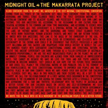 Cover The Makarrata Project