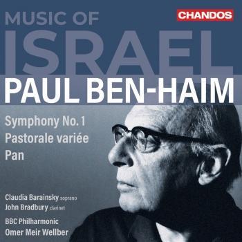Cover Ben-Haim: Orchestral Works
