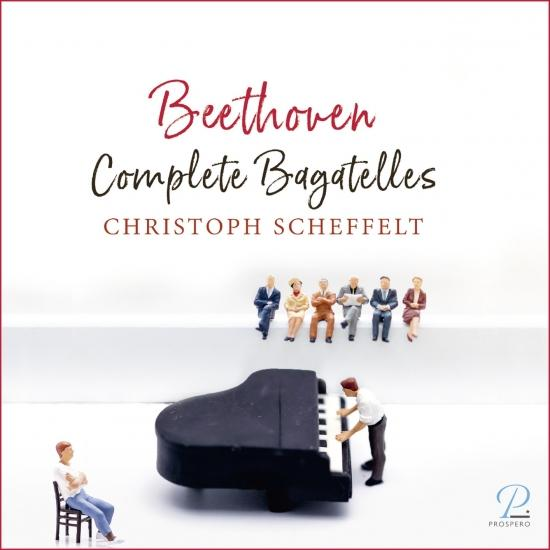 Cover Beethoven: Complete Bagatelles