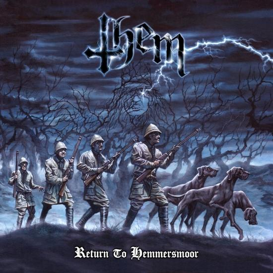Cover Return to Hemmersmoor