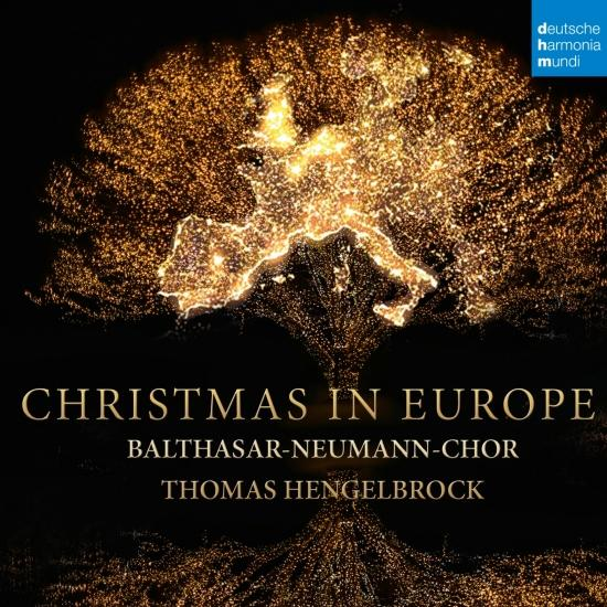 Cover Christmas in Europe
