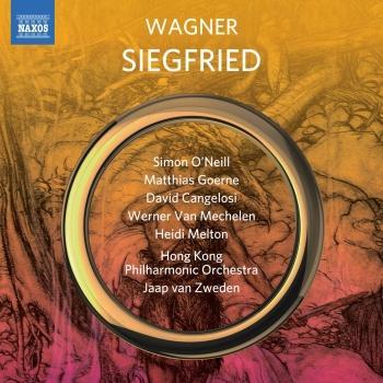 Cover Wagner: Siegfried, WWV 86C