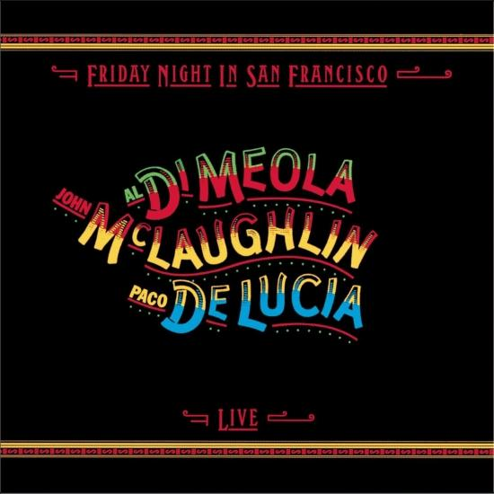 Cover Friday Night In San Francisco 'Live' (Remaster)