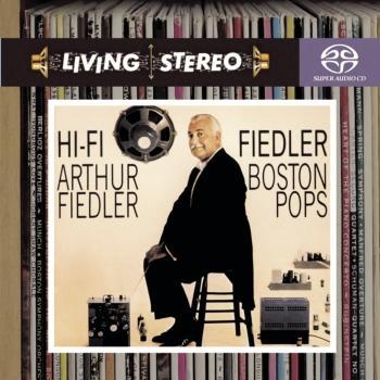 Cover Hi-Fi Fiedler