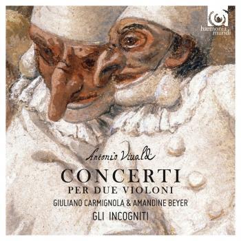 Cover Vivaldi: Concerti per due violini