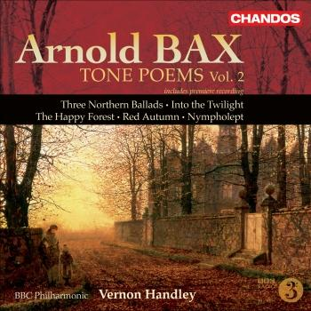 Cover Arnold Bax: Tone Poems, Vol. 2