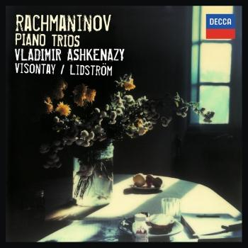Cover Rachmaninov: Piano Trios