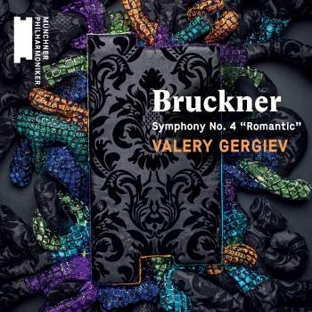 Cover Bruckner: Symphony No. 4, 'Romantic'