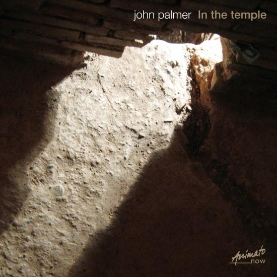 Cover Palmer: In the Temple