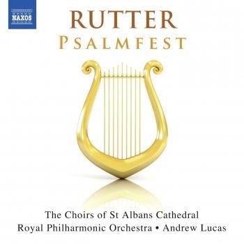 Cover John Rutter: Psalmfest