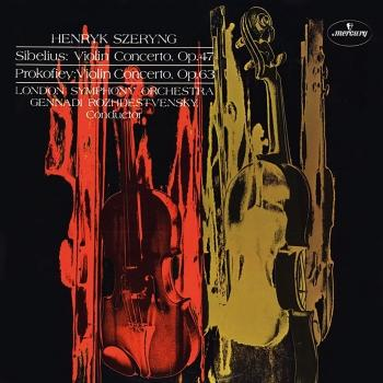 Cover Sibelius: Violin Concerto / Prokofiev: Violin Concerto No. 2 (Remastered)