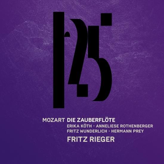 Cover Mozart: Die Zauberflöte (Live)