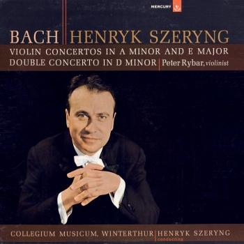 Cover Bach, J.S.: Violin Concertos Nos. 1 & 2; Double Concerto (Remastered)