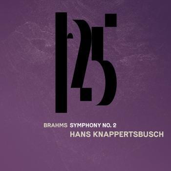 Cover Brahms: Symphony No. 2 (Live)
