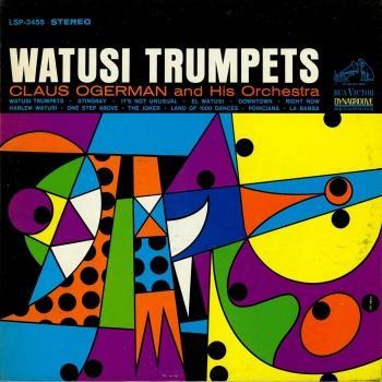 Cover Watusi Trumpets