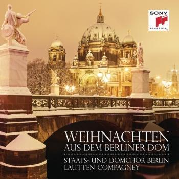 Cover Weihnachten aus dem Berliner Dom
