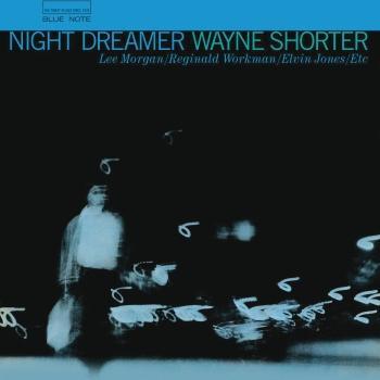 Cover Night Dreamer