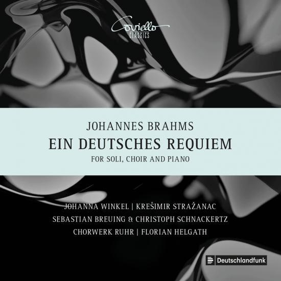 Cover Brahms: Ein Deutsches Requiem, Op. 45