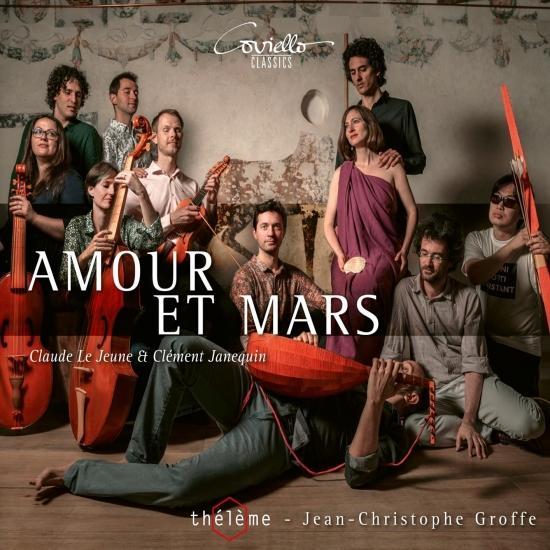 Cover Amour et Mars