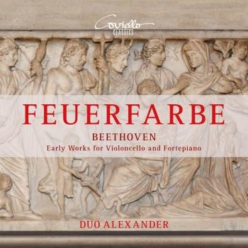 Cover Beethoven: Feuerfarbe