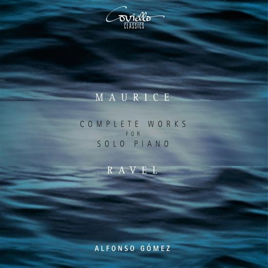 Cover Ravel: Complete Works for Solo Piano