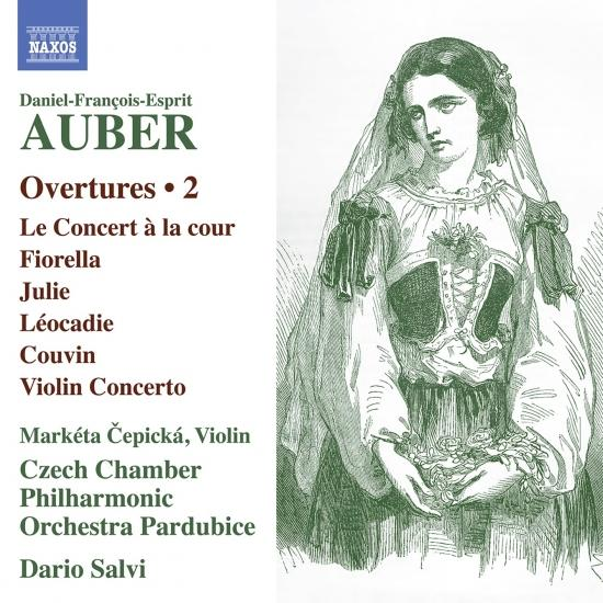 Cover Auber: Overtures, Vol. 2