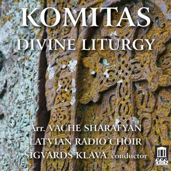 Cover Komitas: Divine Liturgy