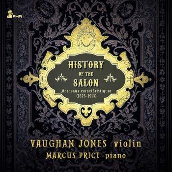 Cover History of the Salon: Morceaux caractéristiques