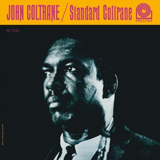 Cover Standard Coltrane (Remaster 2016)