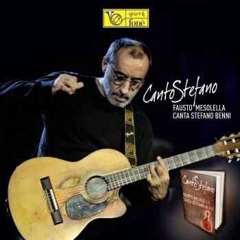Cover Fausto Mesolella Canta Stefano Benni