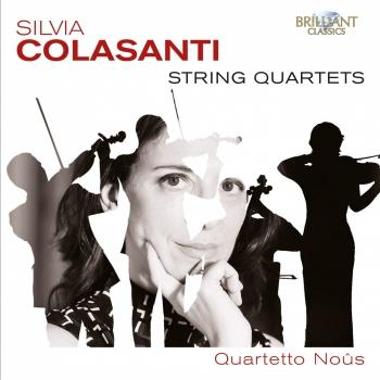 Cover Colasanti: String Quartets