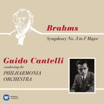 Cover Brahms: Symphony No. 3, Op. 90 (Remastered)