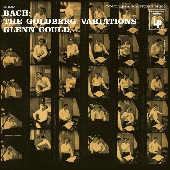Cover Bach: Goldberg Variations, BWV 988