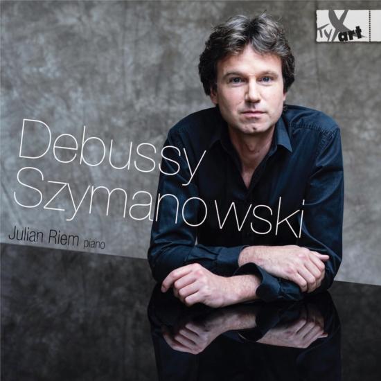 Cover Debussy & Szymanowski: Études