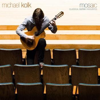 Cover Mosaic Classical Guitar Favourites