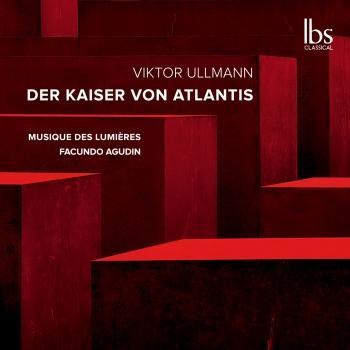 Cover Viktor Ullmann: Der Kaiser von Atlantis