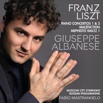 Cover Liszt: Piano Concertos