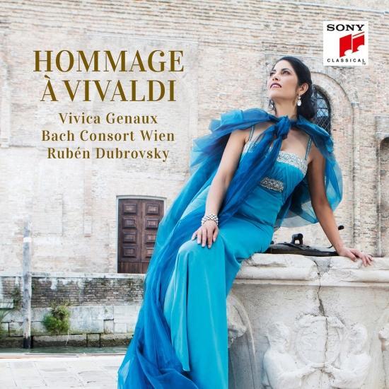 Cover Hommage à Vivaldi