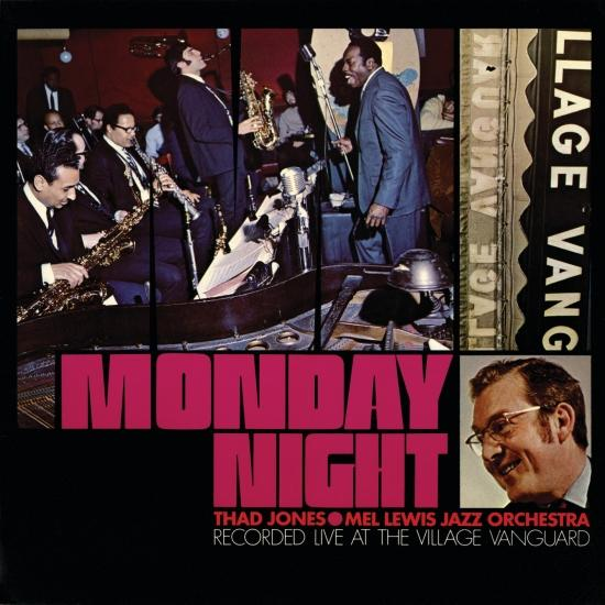 Cover Monday Night (Live At The Village Vanguard / 1968 - Remastered)