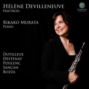 Cover Musique Française pour hautbois