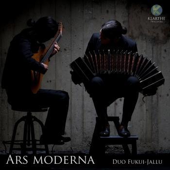 Cover Ars Moderna