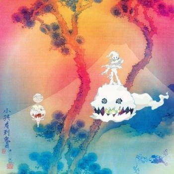 Cover KIDS SEE GHOSTS