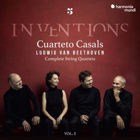 Cover Beethoven: Inventions 3