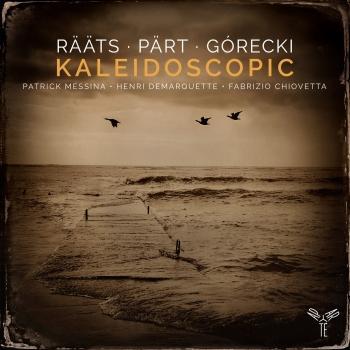 Cover Rääts, Pärt, Gorecki: Kaleidoscopic